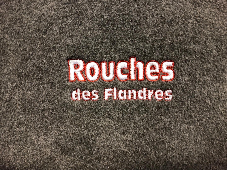 fleece grijs 3 logo RDF